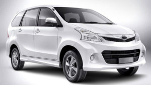 photo of Toyota Avanza 6 seater multi purpose vehicle