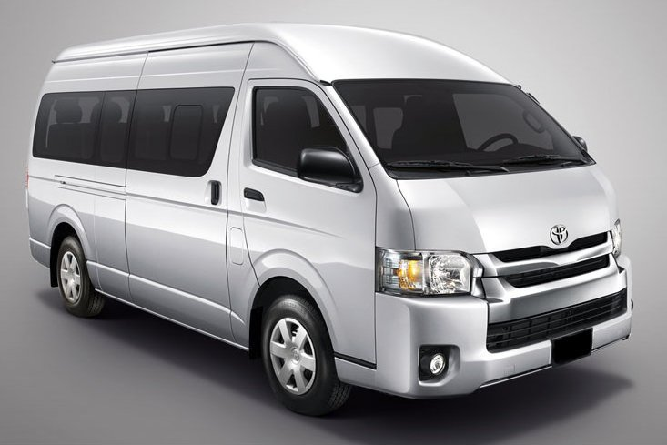 Read more about the article Toyota Commuter