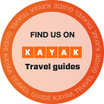 kayak travel guides logo